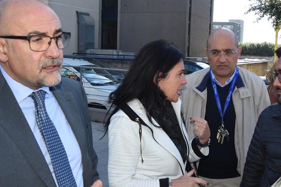 Il nuovo Pronto soccorso del Policlinico al centro della seduta itinerante della Commissione consiliare Sanità