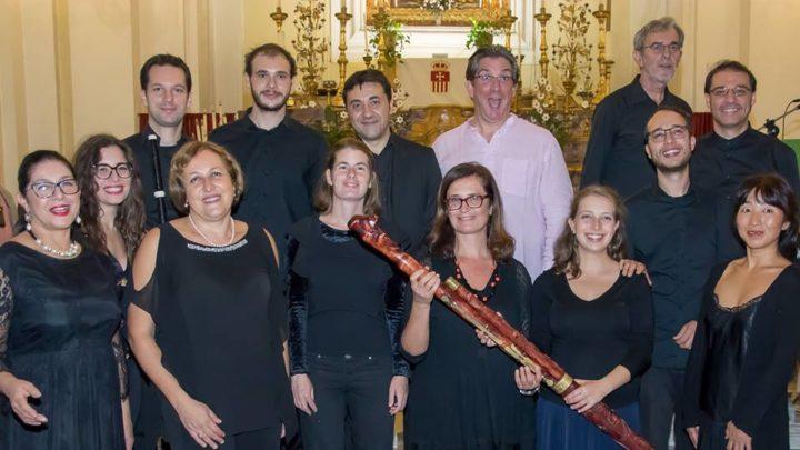 Buon avvio per il Catania Musica Antiqua Festival Il prossimo concerto sabato 24 novembre con il Barocco d'Oltremanica