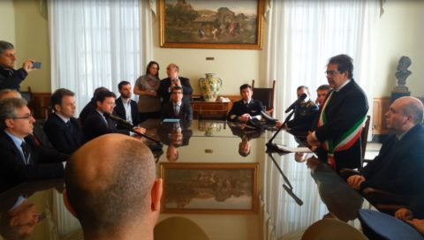 Attentato Tunisi: lutto cittadino a Catania