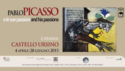Tutto pronto per Picasso a Catania