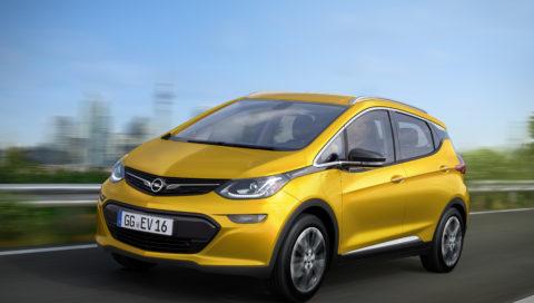 Arriva la nuova Opel elettrica
