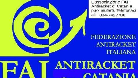 Estorsioni, linea diretta con Fai Antiracket Catania