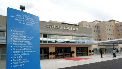 Ospedale Garibaldi, arriva la tecnologia 4K Ultra HD