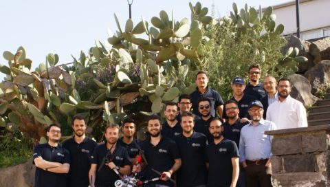 Robotica, il team dell'Ateneo quarto classificato a Abu Dhabi