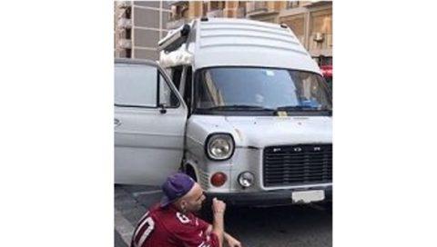 Pusher nomade arrestato a Catania