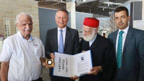 La Prima Medaglia Samaritana per la Pace e gli Aiuti Umanitari