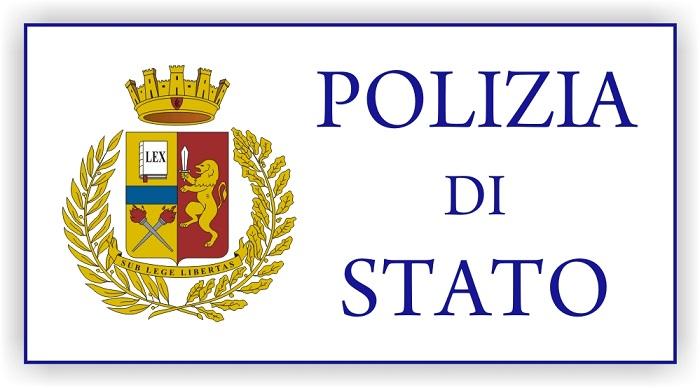 fermezza e autocontrollo da part del personale di una volante della polizia di Stato