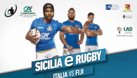La Nazionale Italiana di Rugby visita WonderLAD