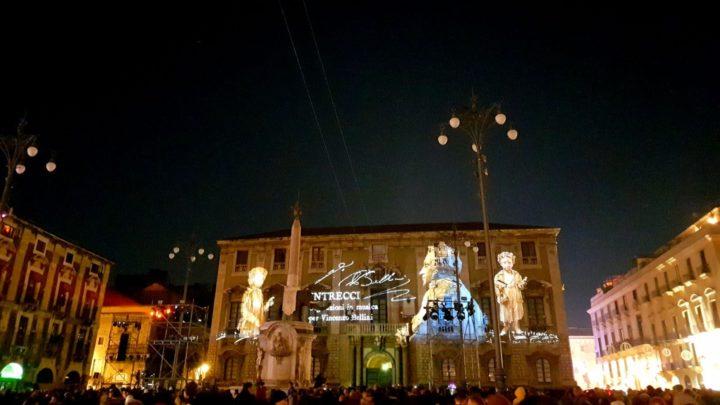 Capodanno: grande successo della notte-spettacolo su Bellini