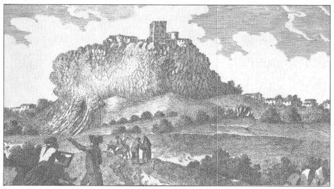 Motta Santa Anastasia: le Motte e le Mote di Sicilia