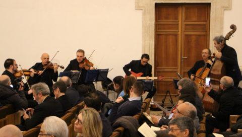 Università: l'Italian Ensemble all'inaugurazione dell'anno accademico