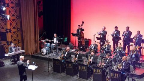 Al Teatro Sangiorgi concerto della HJO JAZZ Orchestra