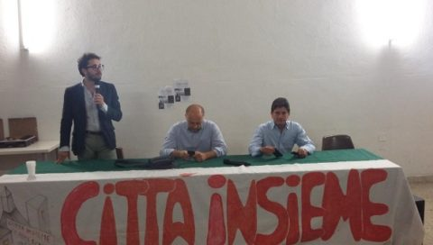 legalità e trasparenza!! cosi Giovanni Grasso a Citta Insieme vuole combattere il voto di scambio