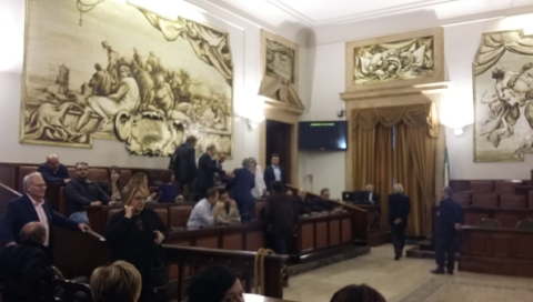Dissesto del Comune di Catania: situazione esplosiva!!!!!