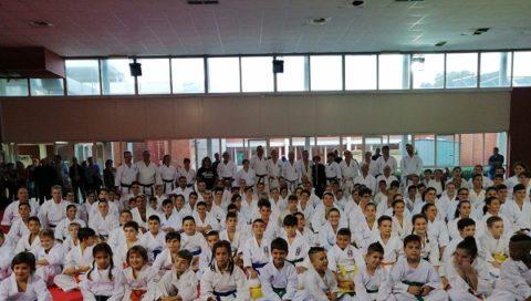 Edukarate, grande festa dello sport