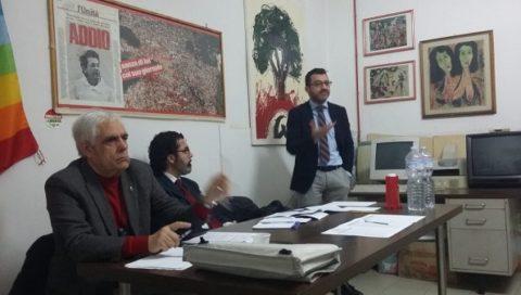 Continua la strada di Art.1-M.D.P verso il congresso del 16 Dicembre a Roma per la nascita di un partito di sinistra cosi come tanti elettori chiedono.