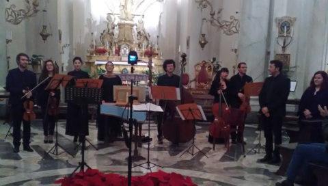 La SìBarO' Orchestra in concerto alla Badia di Sant'Agata