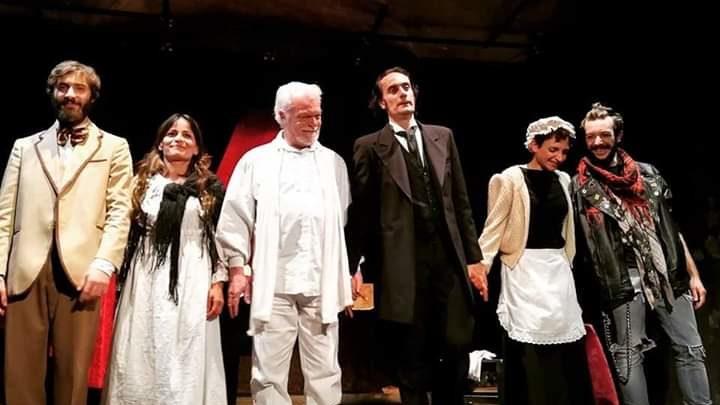 """""""Dear Ludwig"""" di Nicola Costa al Teatro Canovaccio"""