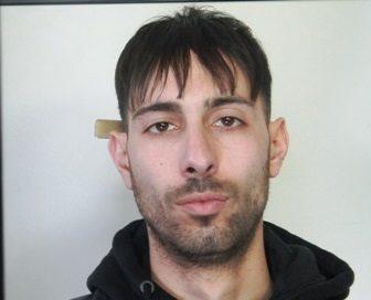Pregiudicato arrestato per spaccio