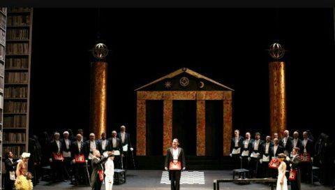Il Flauto Magico apre la Stagione lirica al Teatro Massimo Bellini