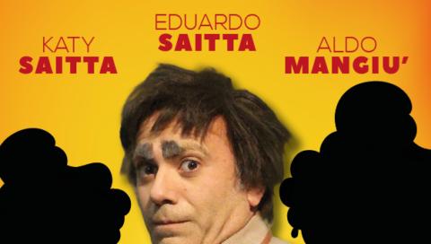 """Edoardo Saitta e """"Le Sorelle Scipione"""""""
