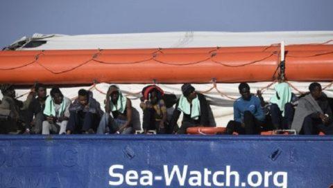 """Salvini denunciato al tribunale dei Ministri per la """"Diciotti , la CONSITALIA vuole fare lo stesso per la """"Sea Watch"""""""