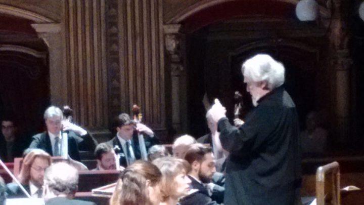 Il Requiem di Mozart diretto da Gianluigi Gelmetti al Teatro Massimo Bellini