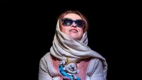 """""""Io sono verticale"""" di Alessandra Barbagallo e Silvio Laviano al Teatro Canovaccio"""