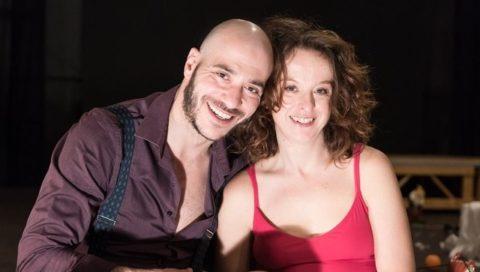 """""""Io sono Verticale"""" di Alessandra Barbagallo e Silvio Laviano"""