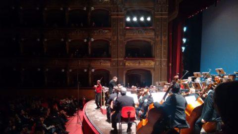 Concerto di Sant'Agata al Teatro Massimo Bellini