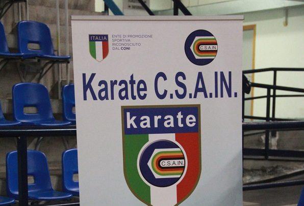 """Al Palacannizzaro la IV edizione del Trofeo di Karate Csain Nazionale Interstile """"G. Funakoshi"""""""