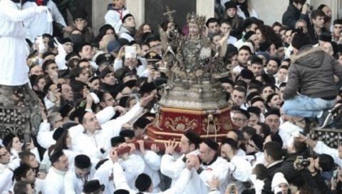 """La festa di Sant'Agata 2019 sarà da ricordare """"FINIU A FETU"""""""