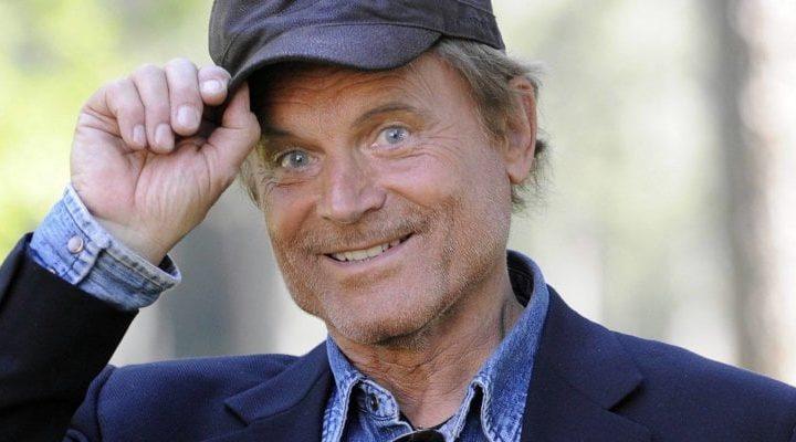 Terence Hill/Mario Girotti compie 80 anni!