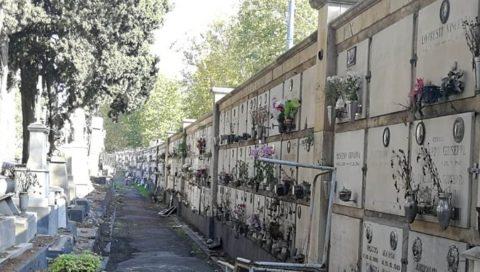"""Comitato """"Terranostra""""  su problematiche Cimitero  Catania"""