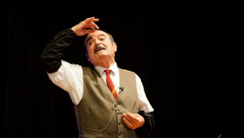 """""""Il Berretto a Sonagli"""" al Teatro Angelo Musco…e Ciampa diventò Salvo Saitta."""