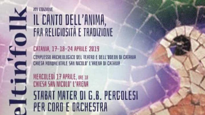 Lo Stabat Mater di Pergolesi per Coro e Orchestra
