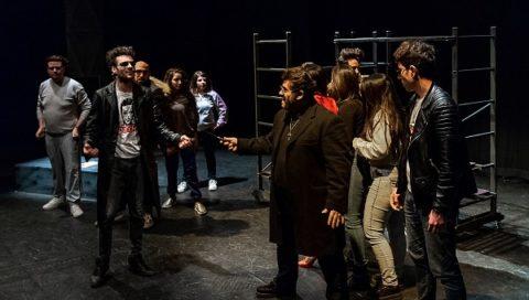Al Teatro Brancati ROMEO Q GIULIETTA ambientata in sicilia