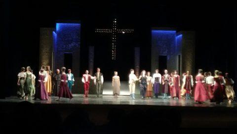 """Il balletto """"Romeo e Giulietta"""" al Teatro Massimo Bellini"""