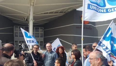 """Concluso il sit – in dei lavoratori dei supermercati """"Spaccio alimentare"""" di Catania"""