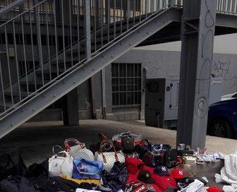 Zona Corso Sicilia ancora al centro dei controlli anti abusivismo della Polizia Urbana.