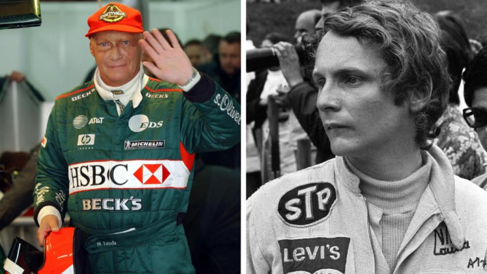 """Niki Lauda, il `""""Computer"""" si e` spento"""