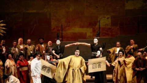 "Gianna Fratta dirige ""Madama Butterfly"" al Teatro Massimo Bellini"