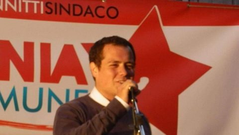"""""""votare LA Sinistra significa scegliere la strada giusta""""Matteo Iannitti"""