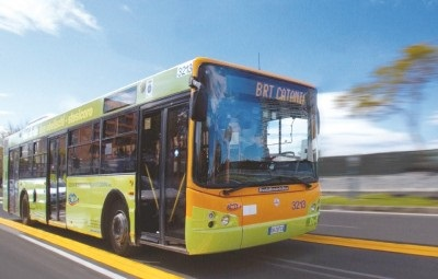 Giunta Pogliese approva progetto esecutivo lavori potenziamento linea Amt BRT1