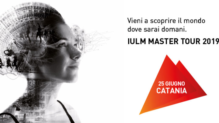 A Catania lo IULM Master Tour per presentare l'offerta formativa post lauream