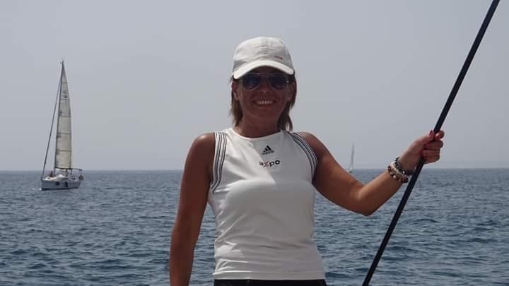 """""""Parliamo di Donne"""": Milena Trovato, velista per amore, per amore della vita!"""
