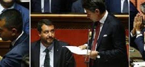 Termina il Governo del fare: rinasce Matteo Renzi