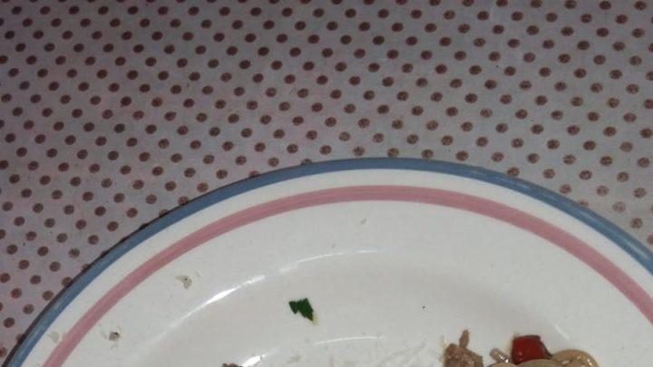 """Spaghetti alla """"Ognina."""""""