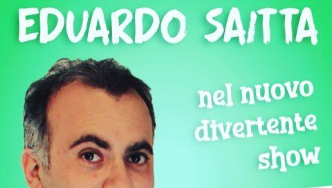 "EDUARDO SAITTA A ZAFFERANA CON ""RICICLATION"""