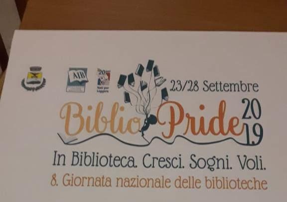 Biblio Pride 2019: Giornata nazionale delle Biblioteche. Le iniziative a Zafferana Etnea